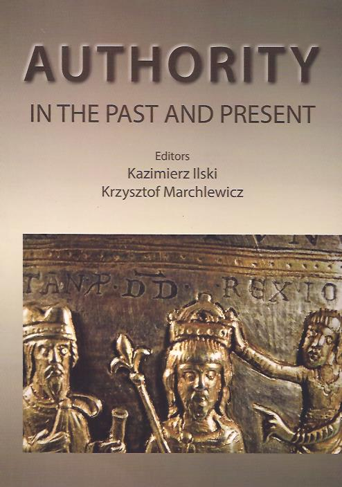 Book Cover: Authority in the Past and Present