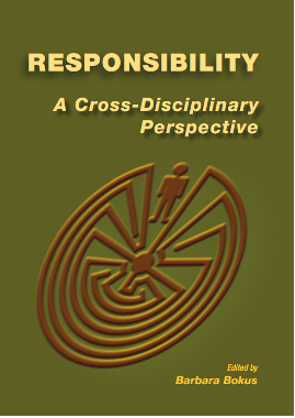 Book Cover: Responsibility. A Cross–Disciplinary Perspective
